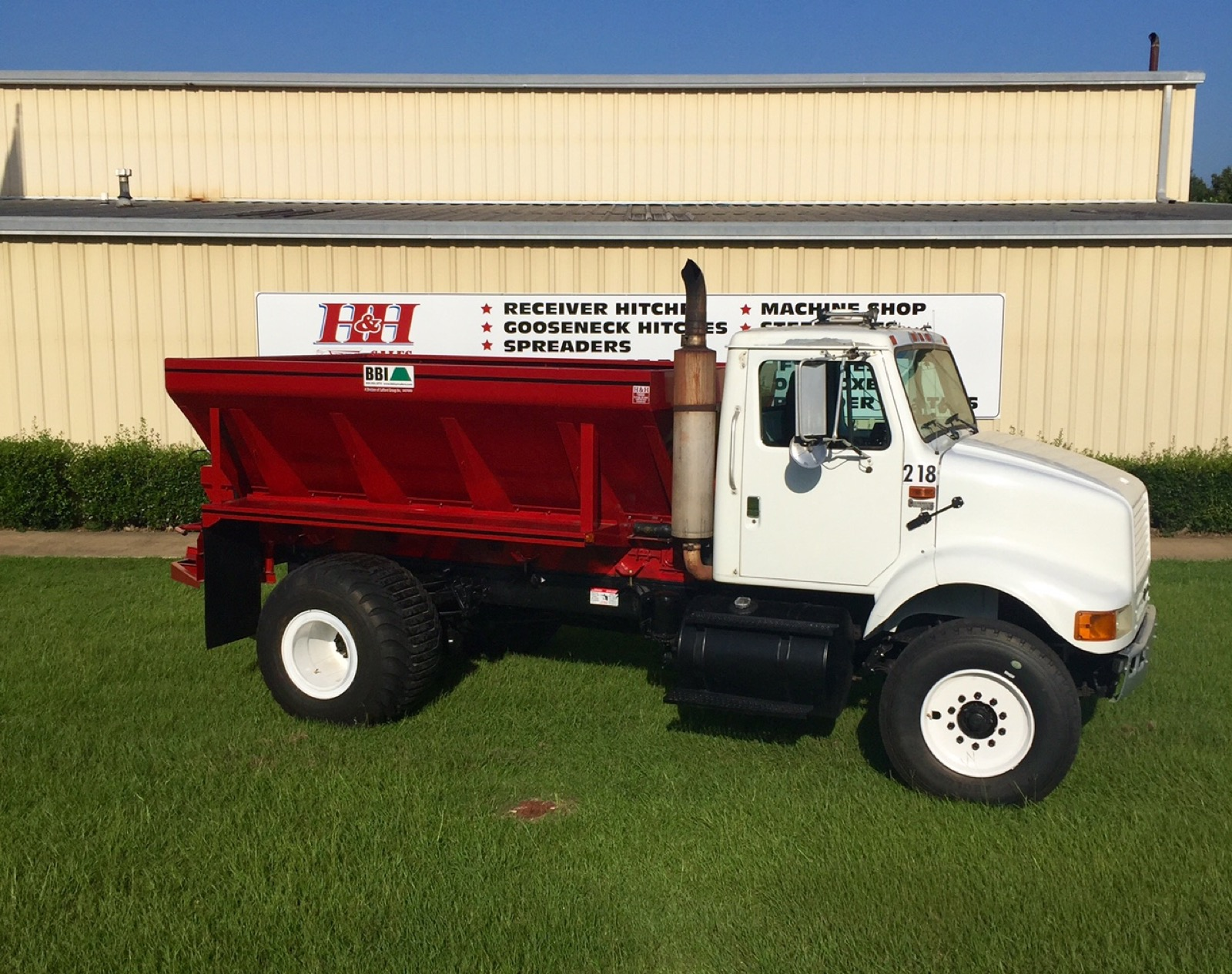 About - H&H Chief Sales |Truck and Farm Equipment